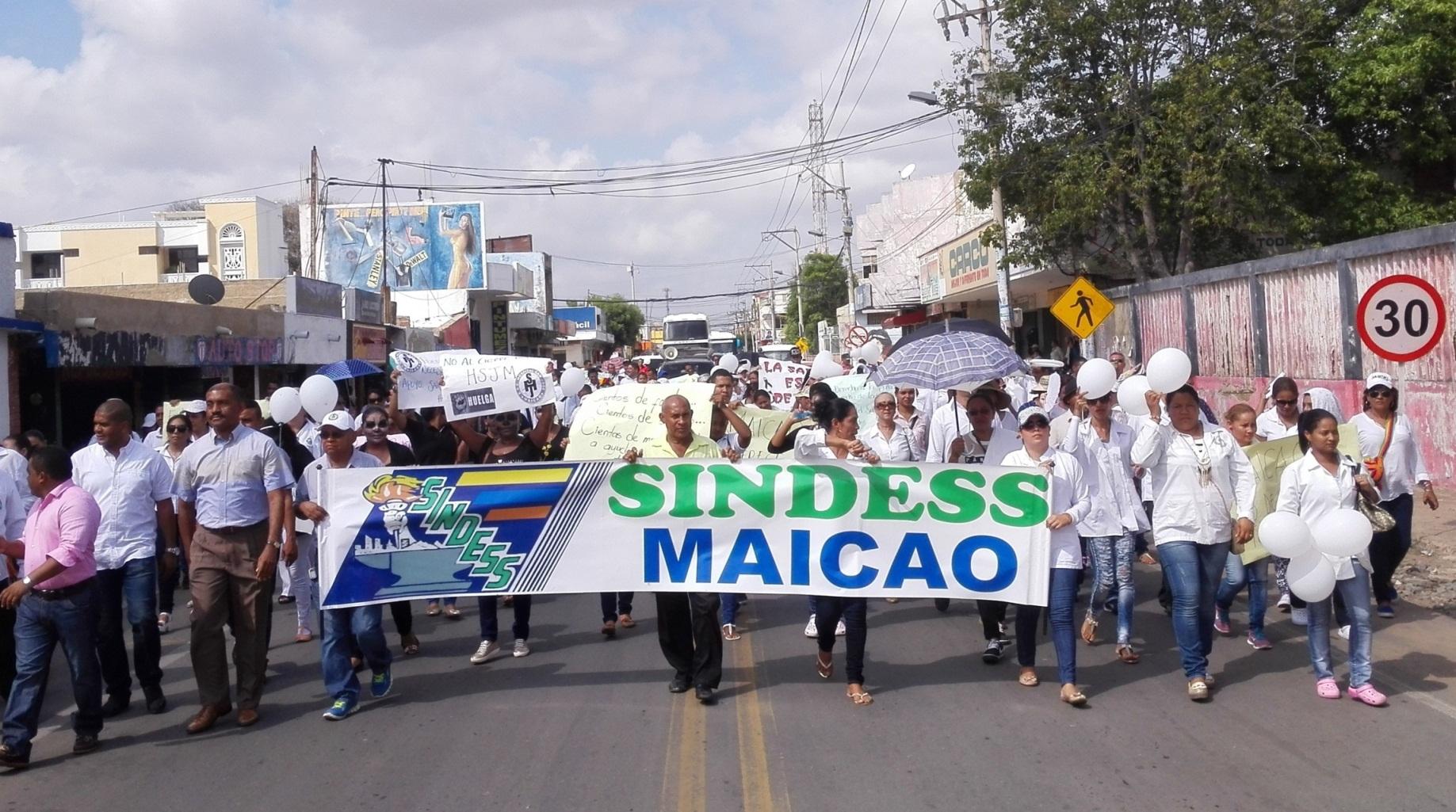 Drama de hospitales de la Guajira en RCN TV