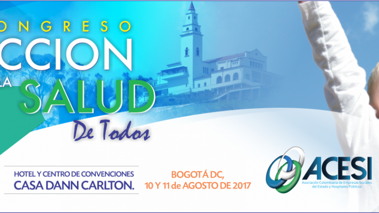 Bogotá DC recibe con los brazos abiertos XV Congreso Nal de ACESI