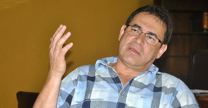Medio de comunicación del Quindío destaca a gerente del Hospital La Misericordia de Calarcá como funcionario del año