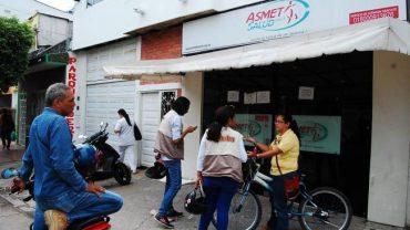 """Asmetsalud le hizo """"conejo"""" a Isabu.  Miles de usuarios afectados en Santander"""