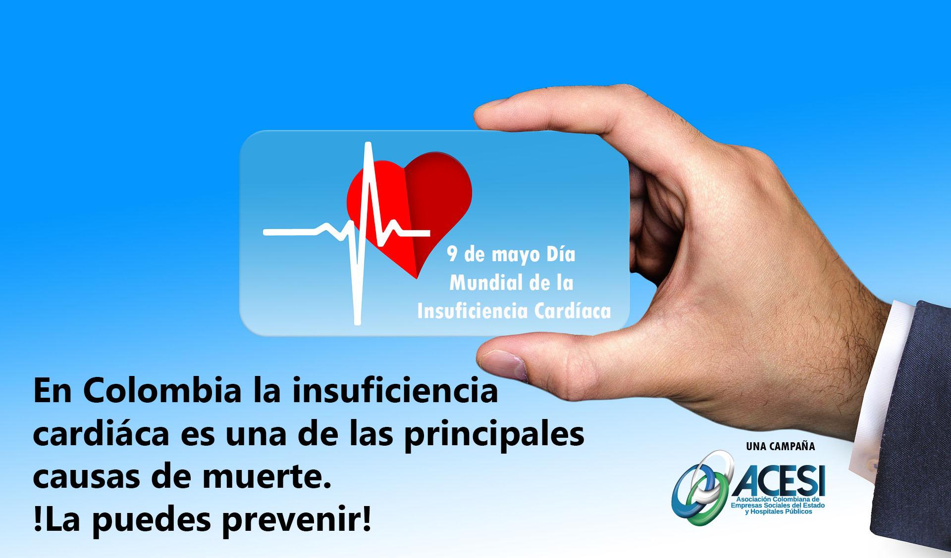Día Mundial de la Insuficiencia Cardiáca