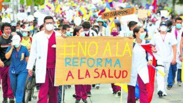 Urge una gran mesa de concertación para transformar el sistema de salud: hospitales públicos