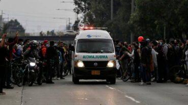 Protestas deben respetar Misión  Médica: garantía de tránsito de  pacientes e insumos hospitalarios